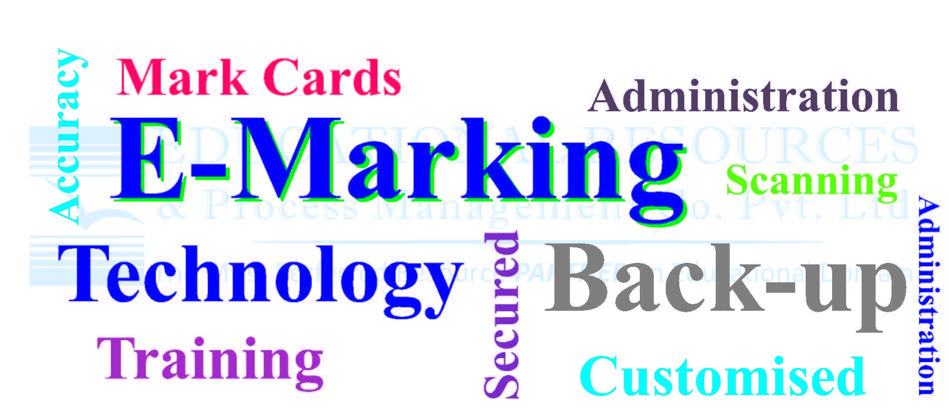 E Marking Logo