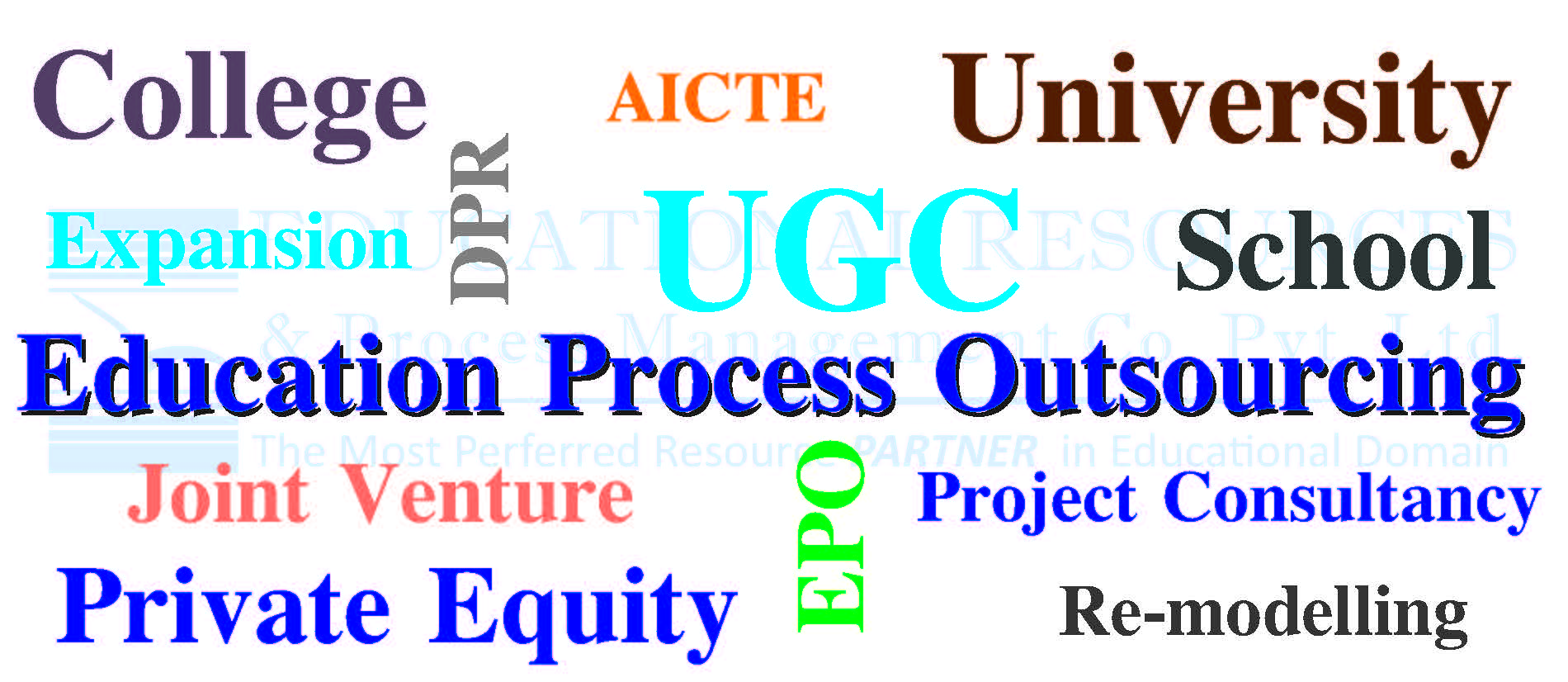 Education Process Outsourcing Logo